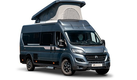 Adventure Van - Pop top roof - 4 berth